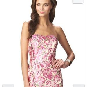 Summer Sale Lily Pulitzer Strapless Dress